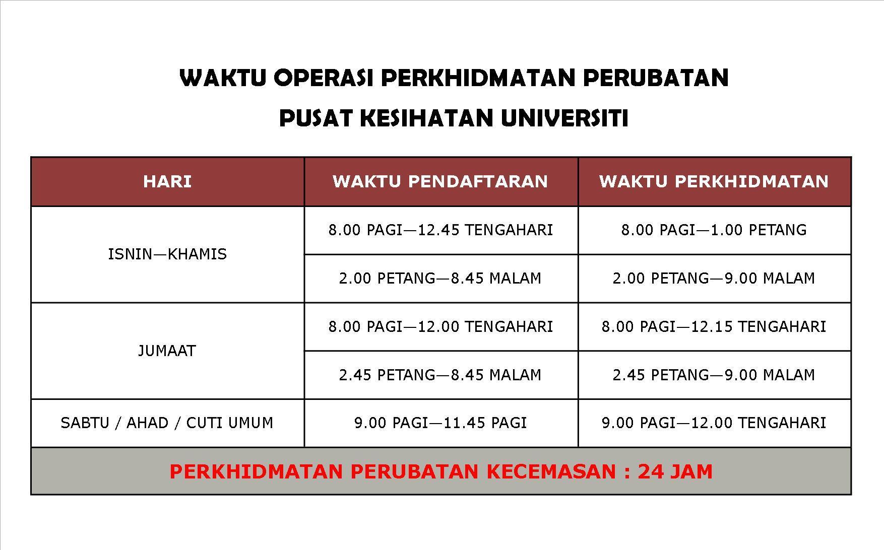 Pusat Kesihatan Universiti